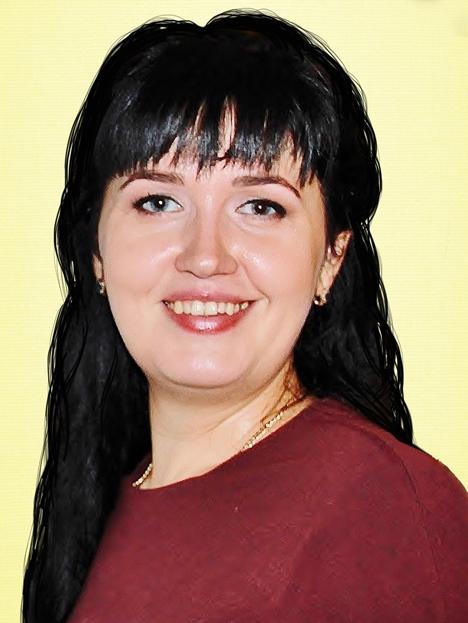 Лукьянова Ольга Юрьевна